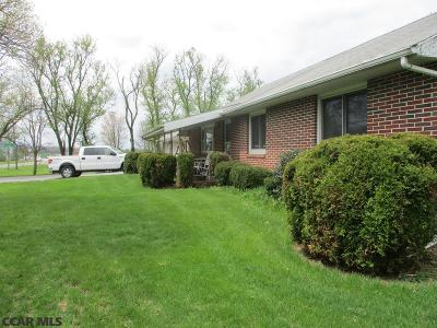 Bellefonte Single Family Home For Sale: 251 Nittany Valley Drive #251