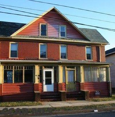 Single Family Home For Sale: 511 W Church Street