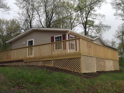 Philipsburg Single Family Home For Sale: 899 Decatur Street