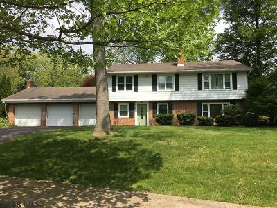 Single Family Home For Sale: 2261 Red Oak Lane
