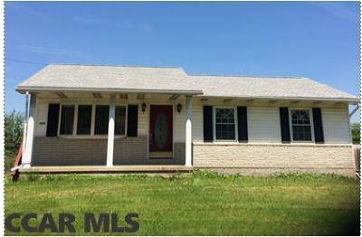 Philipsburg Single Family Home For Sale: 690 Old Route 322