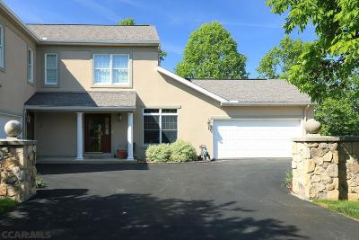 State College Condo/Townhouse For Sale: 110 Asbury Lane