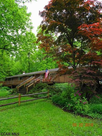 Single Family Home For Sale: 137 Ridge Road