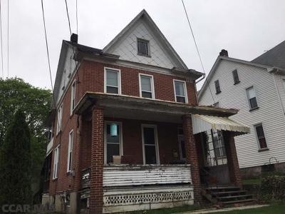 Single Family Home For Sale: 914 Pennsylvania Avenue