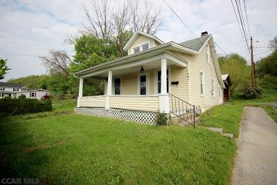 Lewistown PA Single Family Home For Sale: $26,000