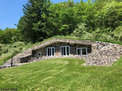 Single Family Home For Sale: 1175 Summit Hill Road