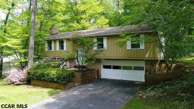 State College Single Family Home For Sale: 1751 Princeton Drive