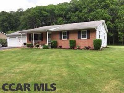 Single Family Home Sold: 951 Lower Creek Road