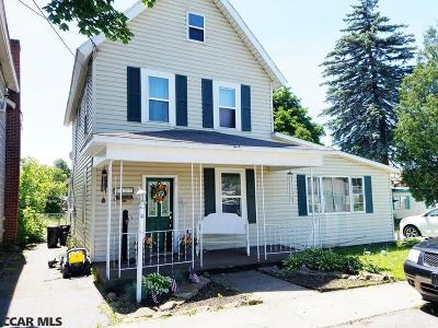 Philipsburg Single Family Home For Sale: 417 7th Street N