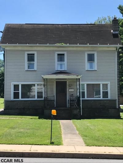 Single Family Home For Sale: 212 S Main Street