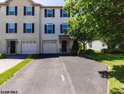 Bellefonte Condo/Townhouse For Sale: 137 Cambridge Lane