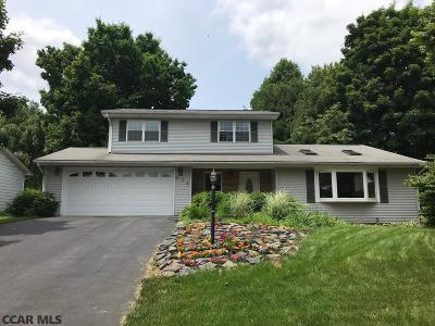 State College PA Single Family Home For Sale: $309,000