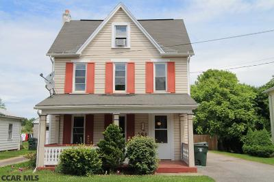 Single Family Home For Sale: 463 High Street E