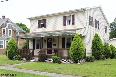 Single Family Home For Sale: 311 Clark Street