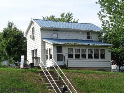 Single Family Home Sold: 8276 Us Highway 522 N