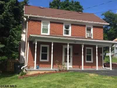 Single Family Home For Sale: 326 Spring Street S