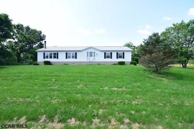 Mobile/Manufactured For Sale: 735 Old Curtin Road