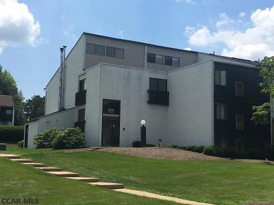 State College Condo/Townhouse For Sale: 804 Ut 36 Stratford Drive #36