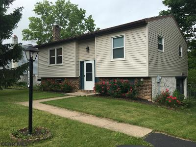State College PA Single Family Home Pending: $218,000