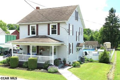 Single Family Home For Sale: 127 Aaron Square E
