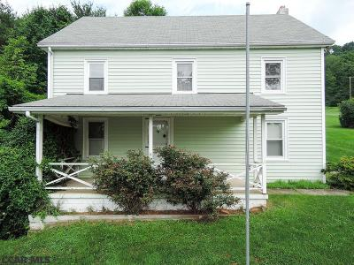 Single Family Home For Sale: 1775 Valley View Road