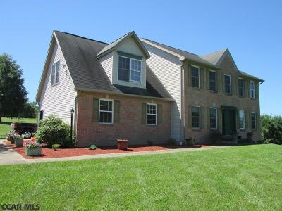 Centre County Single Family Home For Sale: 286 Meredith Lane