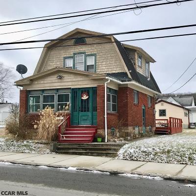 Tyrone Single Family Home For Sale: 1903 Columbia Avenue