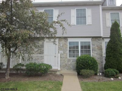 State College PA Condo/Townhouse Pending: $189,900
