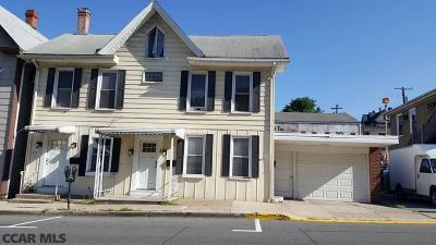 Bellefonte PA Multi Family Home For Sale: $149,000