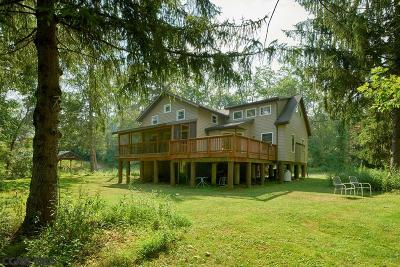 Single Family Home For Sale: 220 Crystal Beach Road