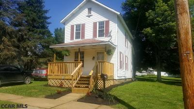 Single Family Home For Sale: 329 Anderson Street