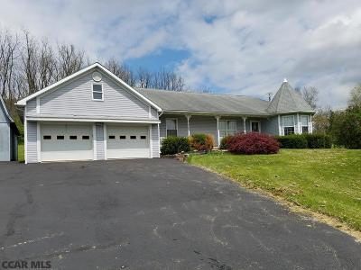 Bellefonte Single Family Home For Sale: 3011 Jacksonville Road