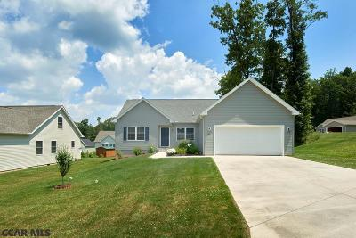 Centre County Single Family Home For Sale: 246 Timberwood Trail