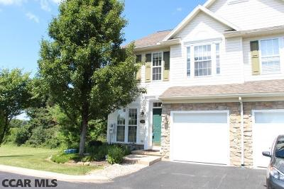 Centre County Condo/Townhouse For Sale: 148 Scenery Court