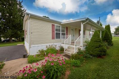 Bellefonte Mobile/Manufactured For Sale: 144 Willow Drive