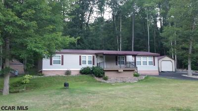 Single Family Home For Sale: 3265 New Lancaster Valley Road