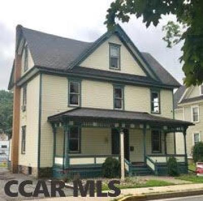 Single Family Home For Sale: 218 2nd Street S