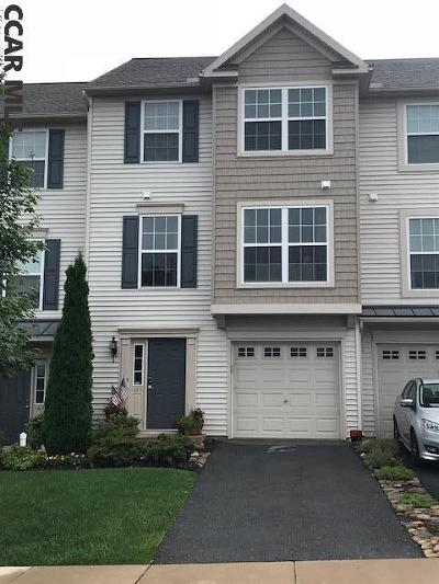 Bellefonte Condo/Townhouse For Sale: 165 Exeter Lane