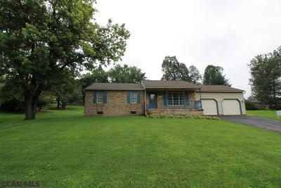 Bellefonte Single Family Home For Sale: 1030 Shady Lane