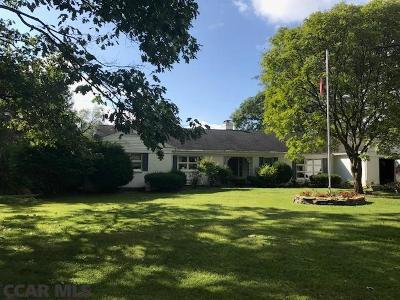 Bellefonte Single Family Home For Sale: 1304 Summit Drive