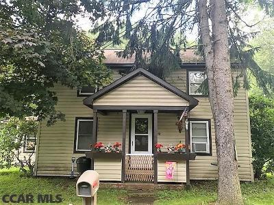 Single Family Home For Sale: 30 Maple Street
