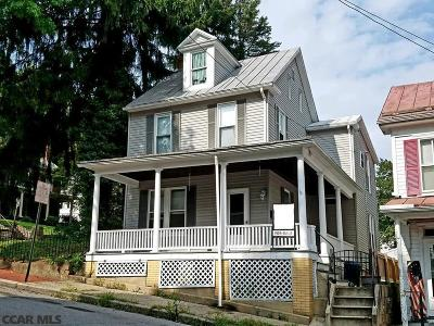 Single Family Home For Sale: 125 N Brown Street