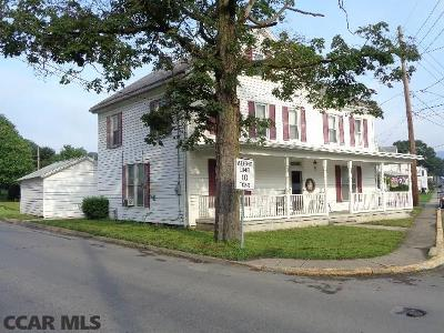 Milroy Single Family Home For Sale: 180 S Main Street