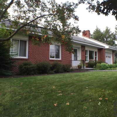 Centre Hall Single Family Home For Sale: 121 Manor Road