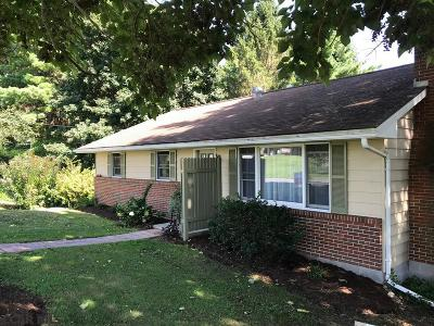 Single Family Home Pending: 213 Hillcrest Avenue