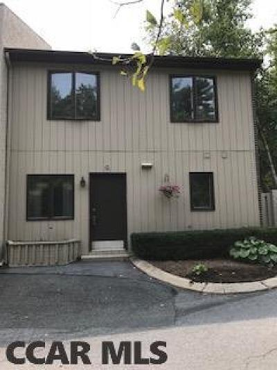 State College Condo/Townhouse For Sale: 720 Aaron Drive W
