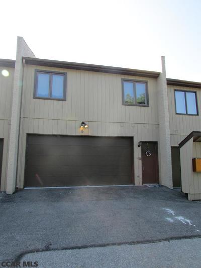 State College PA Condo/Townhouse For Sale: $229,000