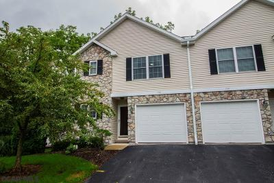 State College PA Condo/Townhouse For Sale: $234,000