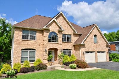 State College PA Single Family Home For Sale: $799,000