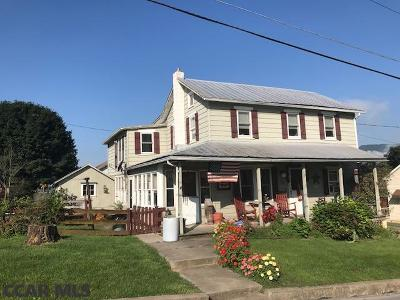 Single Family Home For Sale: 31 Mechanic Street